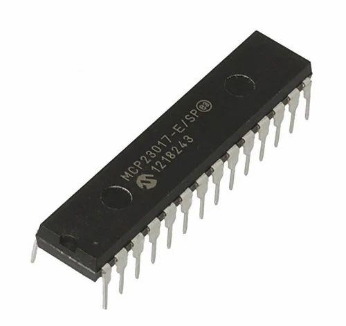 Silicon Technolabs Mcp23017 I2c Io Expander Microcontroller