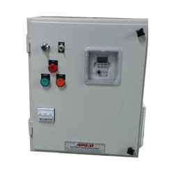 Three Phase Stainless Steel AC Drive Control Panel, IP Rating: IP44