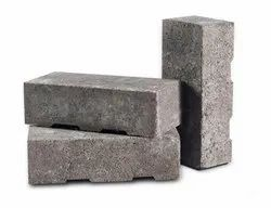 Shyam Slag, Stone Dust Composite Bricks, Size: 9 In. X 4 In. X 3 In., for Side Walls