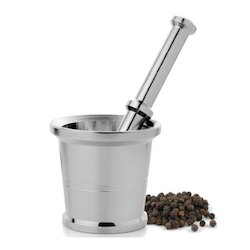 Stainless Steel Mortar with Pestle