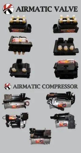 Automotive Airmatic Air Block Valve Airmatic - BMW X6 Airmatic Air