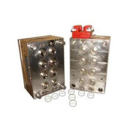 Mild Steel Plastic Plugs Injection Mould