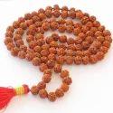 5 Mukhi Rudraksh Japa Mala