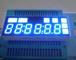 Rectangle Seven Segment Display