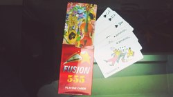 Fusion 555 Paper Playing Cards