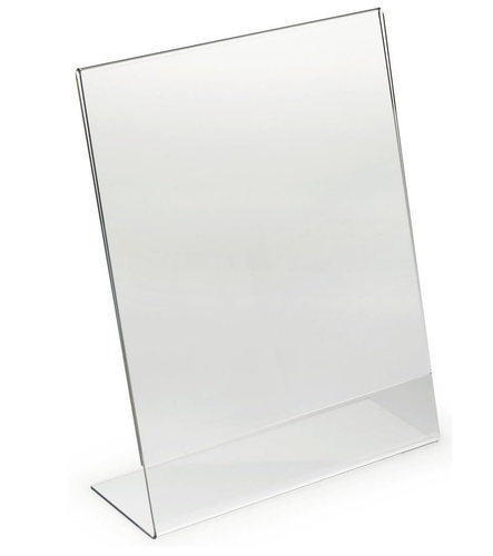 office paper holder. Acrylic Display Stand A4 Paper Holder Office K