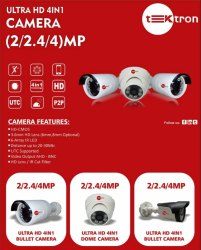 Ultra HD 4IN1 Camera