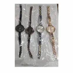Round Casual Watches Ladies Bracelet Watches