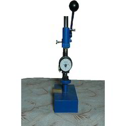 Shore Hardness Tester A with Stand
