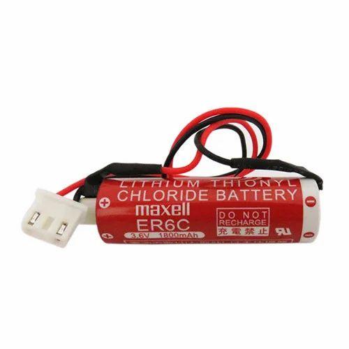ER6C Maxell Horned Li-on Lithium Battery