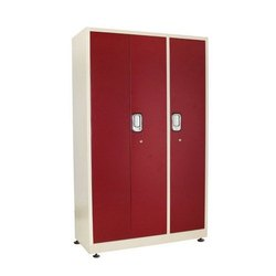 Red, Cream Metal Godrej Steel Almirah, Warranty: 5 Year, for Home