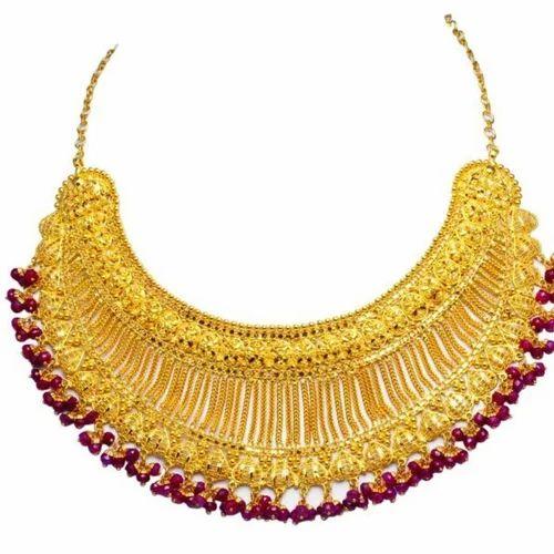 Gold Necklace Jayanagar Bengaluru Bhima Jewellers Id
