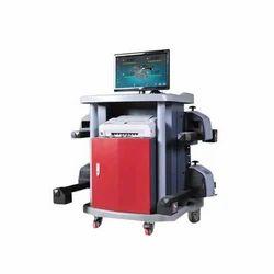 CCD Wheel Alignment Machine