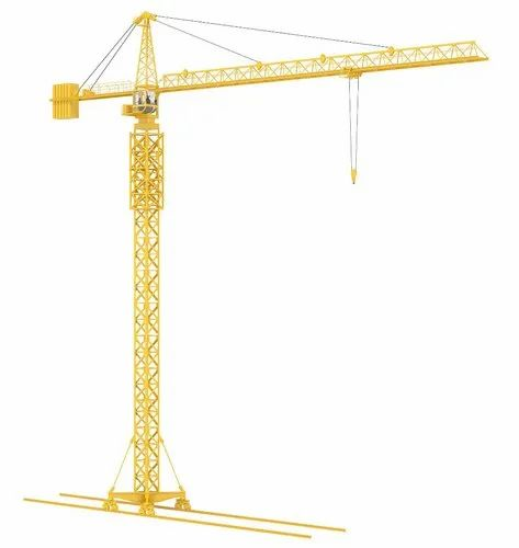 Tower Cranes - Tower Crane Rental Services Service Provider from New Delhi