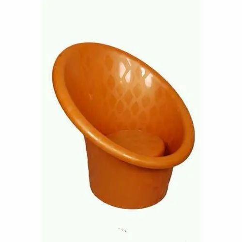 Ashwini Plastic Tub Chair