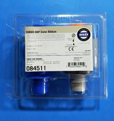 Fargo 084511 HDP YMCK Ribbon 500 Prints