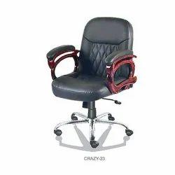 Leatherite Crazy 23 Revolving Chair