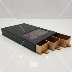 Paper Multicolor Chocolate Tray