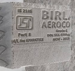 AEROCON AAC BLOCKS 9''