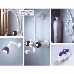 White Watertec PVC Tap
