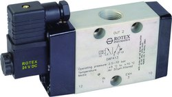 Rotex Spool Valve