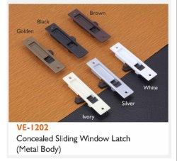 Sliding Window Security Locks