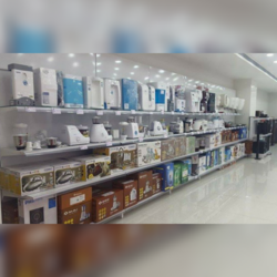 Home Appliances Wall Unit