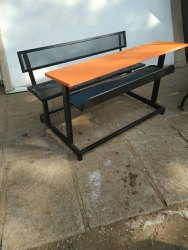 Perforated Sheet Make School Furniture