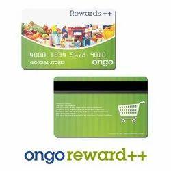 Shopping Prepaid Card, Size: 86 Mm X 54 Mm