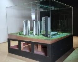 Acrylic Box For Architectural Models