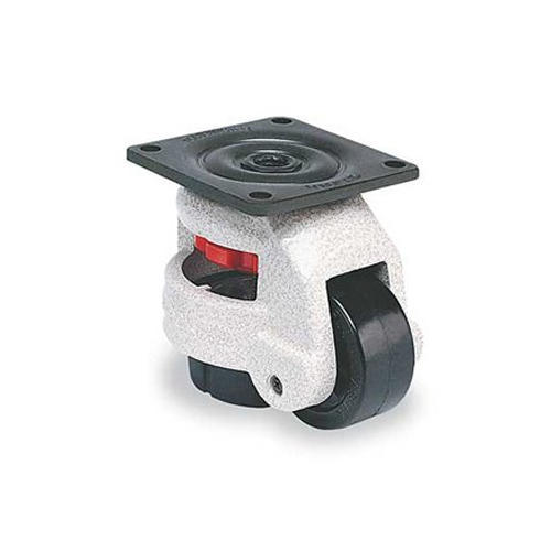 JDF 60F Leveling Caster, Size: 2