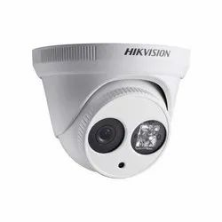 White Hikvision DS-2CD132P -I (4mm) 2MP Network Camera Dome