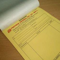 receipt book printing in chennai