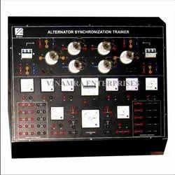 Alternator Synchronization Trainer Kit