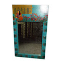 Wooden Painted Mirror Frame