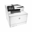 HP Color LJ Pro MFP M477Fnw Printer