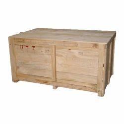Goods Packaging Wooden Box