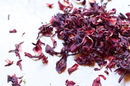 Dried Herbal India Dry Hibiscus Flower Pack Size 25 Kgs Rs 350