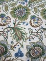 Home Furnishing Cotton Embroidered Curtains Fabric