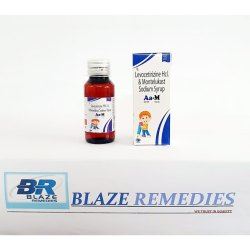 AA-M ,Levocetrizine & Montelukast Syrup