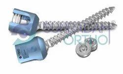 Pedicle Screw Polyaxial Single Lock
