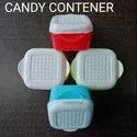 Candy Plastic Container