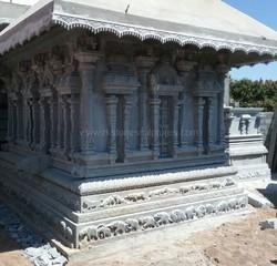 Handcrafted Temples
