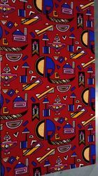 African Print Georges Fabric