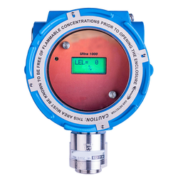 Infrared Hydrocarbon Gas Detector