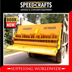 Chip Spreader - Aggregate Spreader Latest Price