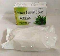 Aloevera Vitamin E Chlorhexidine Perfume TFM 76%