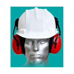 Ear Muff Safety Helmets