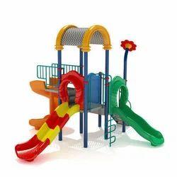 Plastic Outdoor Playground Slides