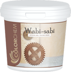 Colorchem Wabi-Sabi Wall Texture Paint, Packaging Size: 5 kg
